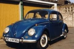 1200 Schiebedach Bj. 1964