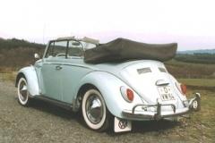 1200 Cabrio Bj. 1964