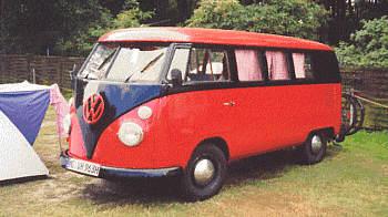 Restaurierung T1 1966
