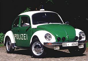 VW 1303 Polizei