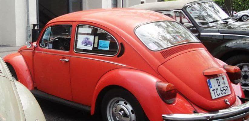 Mexiko-Käfer gestohlen